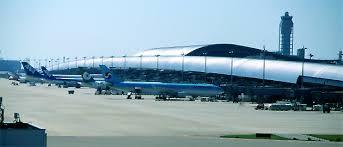 Kansai Airport Japan Sinking by Japan Photo Kansai International Airport 関西国際空港