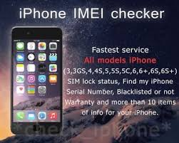 official Apple check carrier & UNLOCK PRICE & Blacklist & FMI