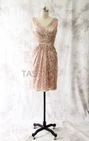 gold sequin knee length dress dressed for less