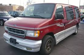 2001 Ford E 150 For Sale In Clinton Township MI