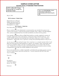Cover Letter Template Spacing 1Cover Letter Template Pinterest
