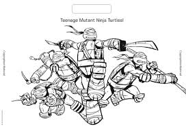 Tmnt Coloring Pages Picture Gallery Website