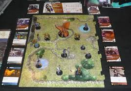 Dungeon Command Board Game Review