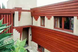 100 Frank Lloyd Wright La Taggart House In LA Buy Redwood