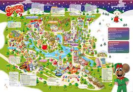 Halloween Theme Park Uk by Christmas Park Maps Gulliver U0027s Theme Parks U0026 Resorts