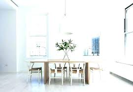 Pendant Lighting Dining Room Table New Urban Rh Co Height Above