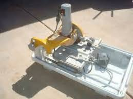 Workforce Tile Cutter Thd550 Replacement Blade by Workforce Tile Cutter Cancun