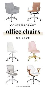 Mainstays Desk Chair Gray by Best 25 Contemporary Office Chairs Ideas On Pinterest