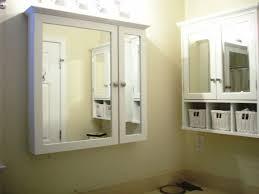 hiding mirrored medicine cabinet home design ideas