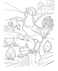 Full Image For Free Animal Coloring Pages National Geographic Farm Sheet