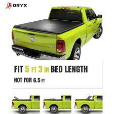 100 Dakota Truck Amazoncom ORYX AUTO Assembly Soft Tri Fold Tonneau Cover