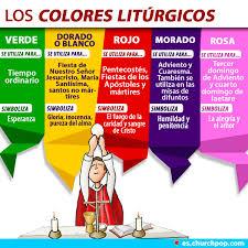 Significado De Colores Cristianos Guatelinda