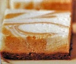Pumpkin Gingersnap Cheesecake Bars by Pumpkin Cream Cheese Bars