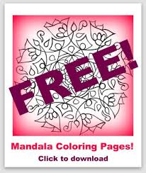 Inspired By Sister Dianes Recent Podcasts About FREE Ive Decided To Offer A Free Five Page PDF Download Of Some My Original Black White Mandala