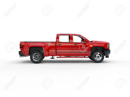 Modern Red Pickup Truck - Side View Stock Photo, Picture And Royalty ... A Vintage Red Pickup Truck Stock Photo Picture And Royalty Free 2018 Silverado 1500 Chevrolet Offroad Picup Car Image Of In Realistic Sheriffs Office On Lookout For Red Truck Stolen Out Of Bluffton Redline Is Chevys Latest Special Pickup Vector Mplate Vector Imgvector 2421936 Farmer 58453980 Barns 1963 Ford F250 Frame Off Custom 4x4 Chevy Cheyenne Best Everything Tonka Little Fire 1952 110 1972 C10 V100 S 4wd Brushed Rtr