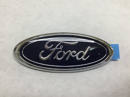 New 1998-2011 Ford Crown Victoria Trunk Lid Blue Ford Oval Emblem ... How To Make A Ford Belt Buckle 7 Steps 2018 New 2004 2014 F 150 Usa Flag Front Grille Or Rear Tailgate F1blemordf2tailgatecameraf350 Vintage Truck Hood Emblem 1960 1966 Badge F100 Hotrod Ebay Mustang Blue Chrome 408 Stroker 4 Engine Size 52017 F150 Platinum 5 Inch Oem New 19982011 Crown Victoria Trunk Lid Oval Grletailgate Billet Gloss Black Tow Hook 2 Hitch Cover Red Led Light Up