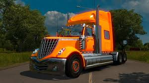 INTERNATIONAL LONESTAR V1 1.23 Truck -Euro Truck Simulator 2 Mods