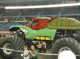 100 Ninja Turtle Monster Truck Truck Flickr