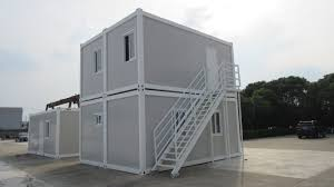 100 Container Building 2floor 20ft Container Office Building