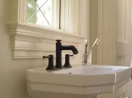 Brushed Nickel Bathroom Faucets Cleaning by Faucet Com 14113821 In Brushed Nickel By Hansgrohe