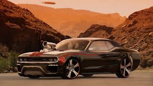 Muscle Cars Wallpapers Wallpaper Cave
