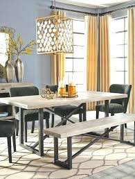 Gray Dining Room Curtains With Walls