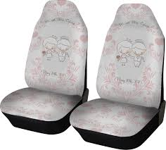 100 Ogburn Truck Parts Amazoncom RNK Shops Wedding People Car Seat Covers Set Of Two