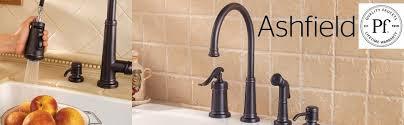 Pfister Ashfield Kitchen Faucet by Pfister Gt529 Ypu Gt529 Ypu Ashfield 1 Handle Pull Down Kitchen