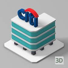 The Building Of Car Repair Shop 3D Model In Buildings 3DExport