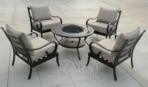 attractive aluminium outdoor furniture steel or aluminum patio