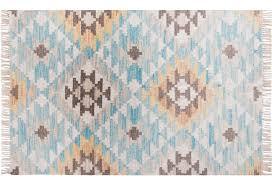 tom tailor vintage pastell kelim iii 725 türkis multi