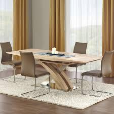 table à manger chêne sonoma lado so inside
