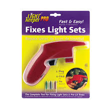 Ace Hardware Christmas Tree Storage by Light Keeper Light Repair Tool Red Plastic 13 4 In 1201 8