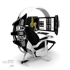The Emperor Gaming Chair by Scorpion Gaming Chair Emperor 1510 Chair Design Idea