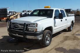 100 Classic Chevrolet Trucks For Sale 2007 Silverado 2500HD Crew Cab Pickup Truc
