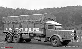 100 History Of Trucks A Little Heavyhaulage History TeamBHP