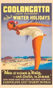 Vintage Portfolio Retro Poster Art