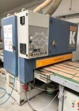 Used Woodworking Machines For Sale In Germany by Costa Levigatrici Woodworking Machinery