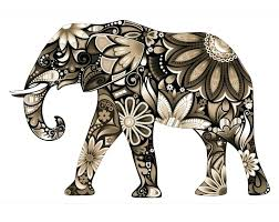 Wall Decor Diy Pinterest Baby Elephant Art Watercolor Painting Boy