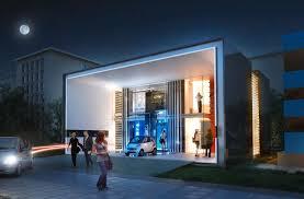 100 German House Design PlusEnergy With Electromobility ILEK ArchDaily
