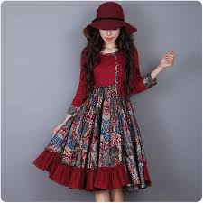 2plus Size Vintage Clothing For Girls