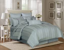 Bedroom Grey And Blue Bedding pictures decorations inspiration