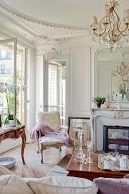 100 Parisian Interior French Interiors A Vintage Elegant Apartment
