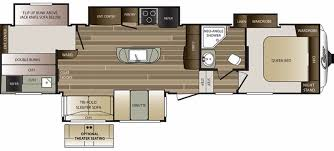 5th Wheels With 2 Bedrooms by New Or Used Fifth Wheel Campers For Sale Rvs Near Houghton Lake