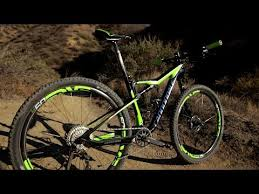 First Ride 2017 Cannondale Scalpel Si Mountain Bike Action