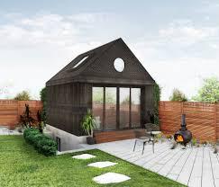 100 Muskoka Architects Urban Cottage CAB