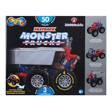 Fastback™ Monster Trucks | ZOOB