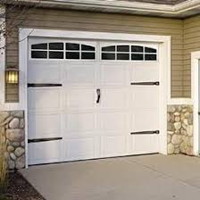 New Garage Doors These Inexpensive Decorative Door Hardware Kits Are Available At Lowes And Home Depot About USD