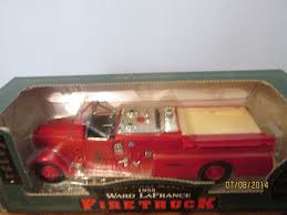 Ertl Die-Cast Metal 1955 Ward LaFrance Firetruck | Aj Collectibles ... Four Ertl Diecast Model Cstruction Vehicles Case 330 Dump Truck Ertl 164 Lot Of 7 Misc Freight Trailers Semi For Parts Tractor Tomy Tow Ytown Index Assetsphotosebay Picturesertl Trucks Ford F350 Ertl Custom Lifted Ford Dually Farm Toy Us Mail 1913 Model T By Crished Life On Zibbet Vintage Shell Wheeler Tanker Toy Ardiafm Lot Of 3 Coin Banks Esso Dinky Toy Tanker Imperial