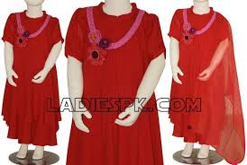 Kids Frock Designs For Girls 2013 In Pakistan India